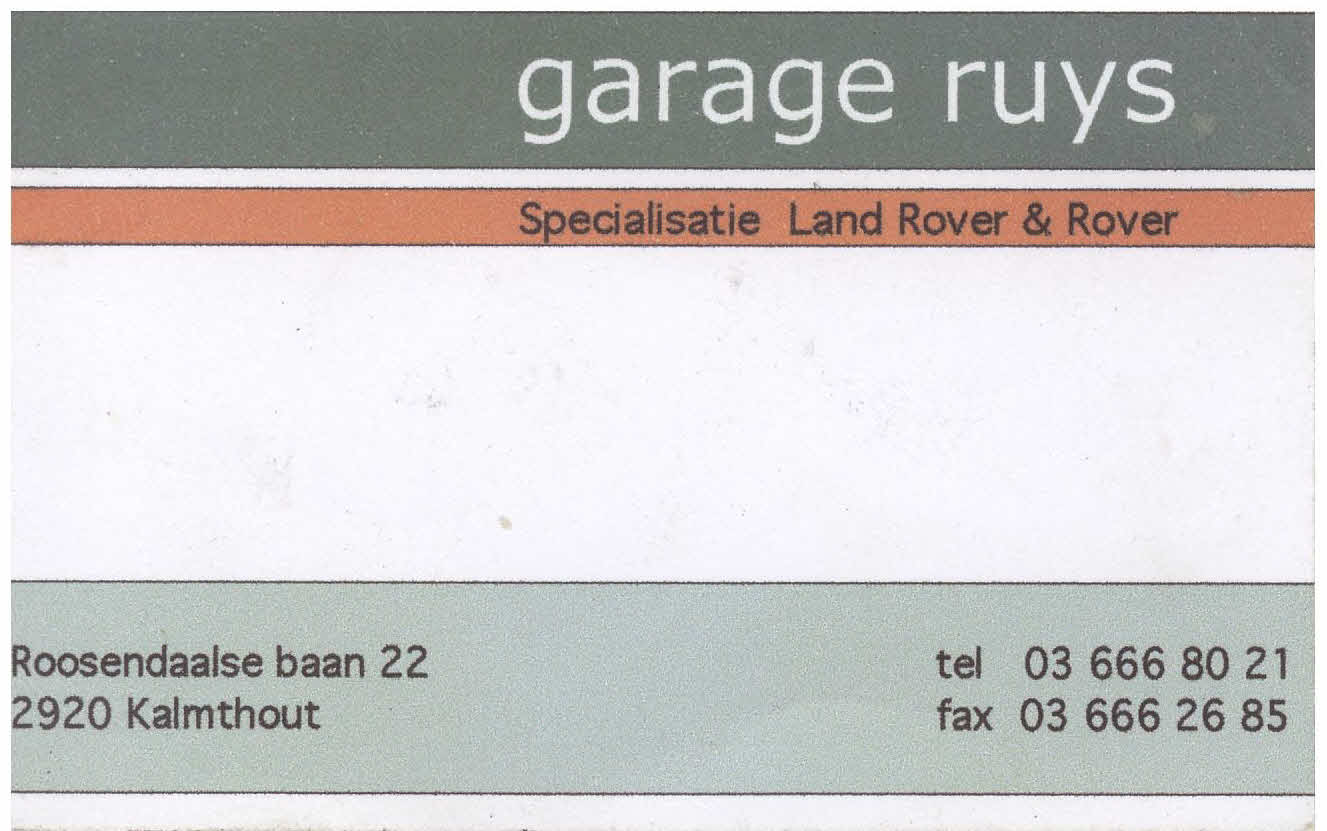 **INFO** Owner Recommended Garages-garage_ruys.jpg