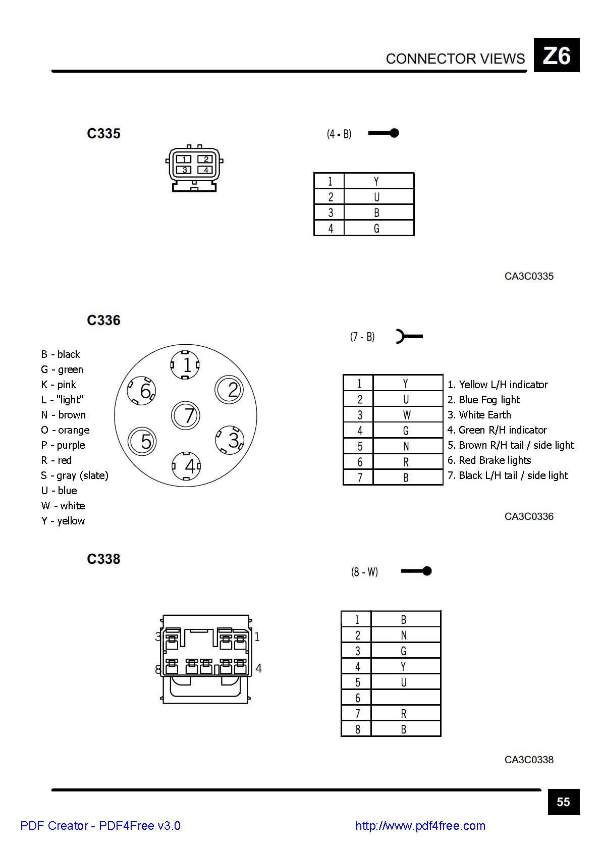 [QMVU_8575]  Wiring Diagram on Hella Trailer 7 pin connector | RangeRovers.net Forum | Wire Trailer Wiring Diagram Rover 7 Land |  | RangeRovers.net