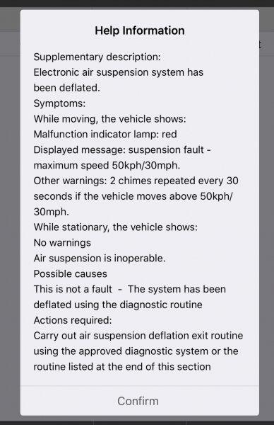 Deflated Air Suspension Problem iLand Diag Tool 2006 RRS SC-img_0010.jpg