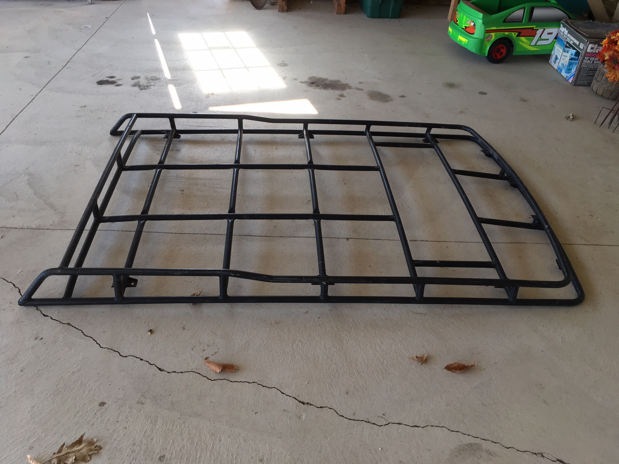 FS: Safety Devices Expedition Rack and Ladder; Fremont, MI-img_2916.jpg