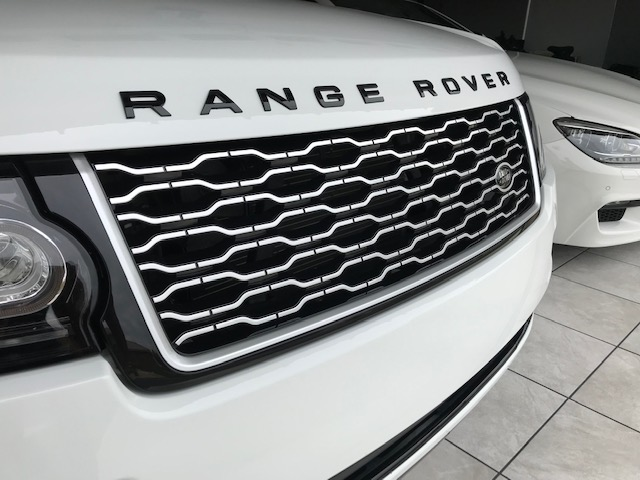 Authentique Range Rover Sport L494 Front grill 2013-ON