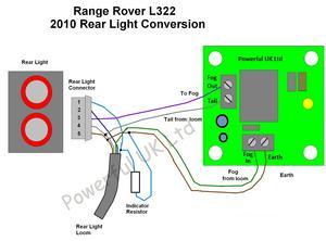 2010+ LED Tail Light Upgrade - DIY | RangeRovers.net ForumRangeRovers.net