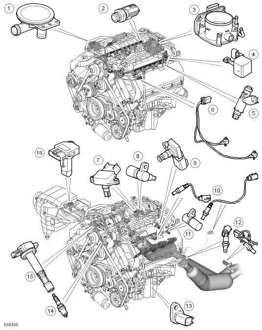 2006 Range Rover Sport S C Misfire Rangerovers Net Forum