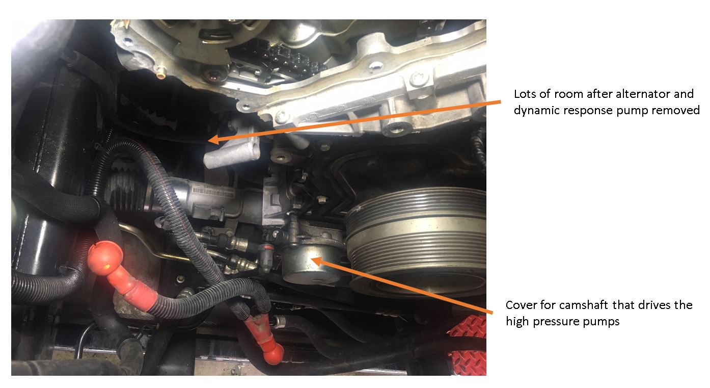 High Pressure Fuel Pump Replacement DIY Range Rover Sport-step1.jpg