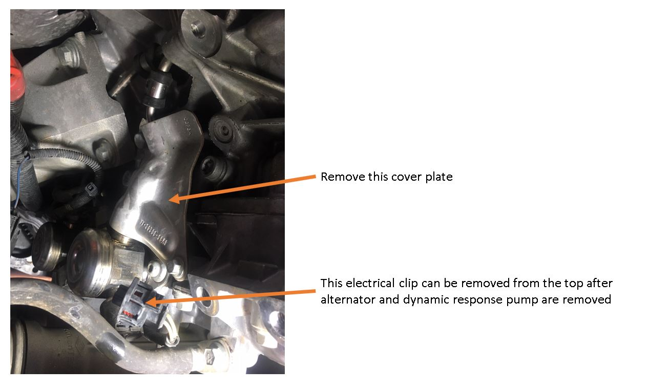 High Pressure Fuel Pump Replacement DIY Range Rover Sport-step2.jpg