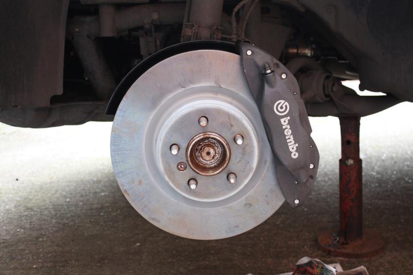 3.0 TD6 #1 FAST POST Mk3 Bosch Brake Pads Set Rear Fits Land Rover Range Rover