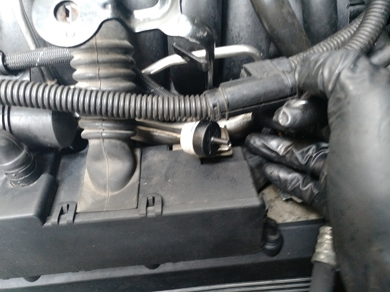 Replacement engine wont start (2004 RR HSE)