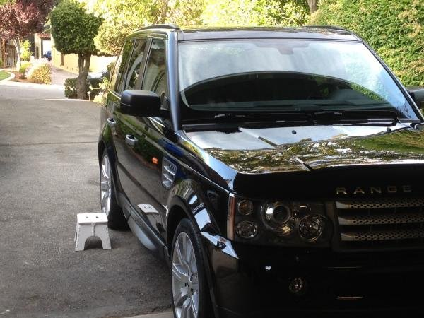 Showcase cover image for 2008 Range Rover Sport Supercharged