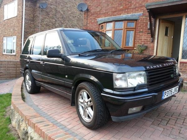 Showcase cover image for brownnwhite's 1996 Range Rover P38