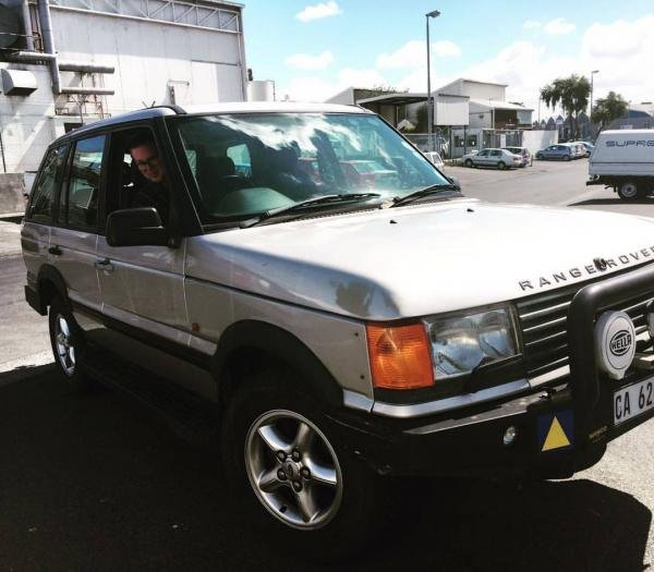 Showcase cover image for DavidS's 1999 Range Rover P38 4.6 HSE