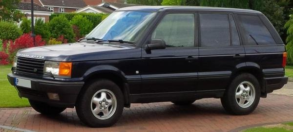 Showcase cover image for diynorm's 1996 Range Rover p38 4.6 petrol  1996