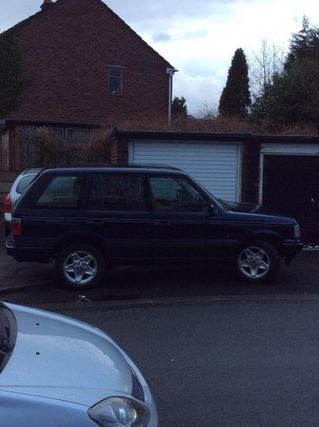 Showcase cover image for Dobby's 1998 Range Rover DSE