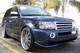 Showcase cover image for FrithS's 2006 Range Rover Sport