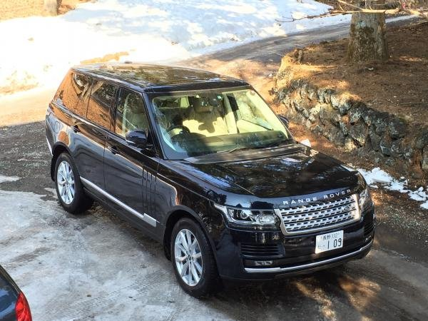 Showcase cover image for J-Rover's 2015 Range Rover V6 Supercharged Petrol/Gasoline