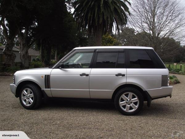 Showcase cover image for mcseve1's 2002 Range Rover l322