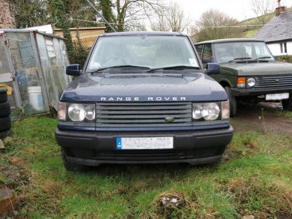 Showcase cover image for muddiford's 2001 Range Rover County DT