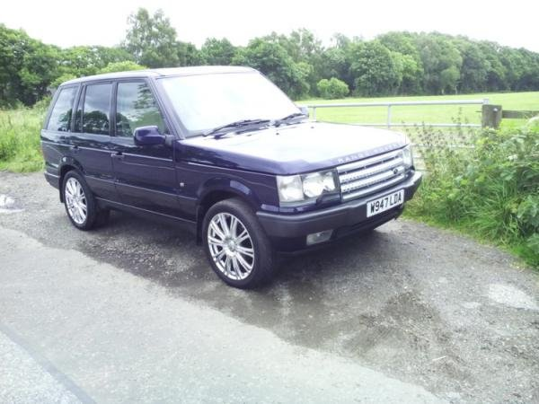 Showcase cover image for muirtons's 2000 Range Rover vogue