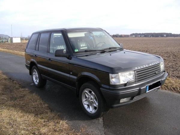 Showcase cover image for Range Rover P38