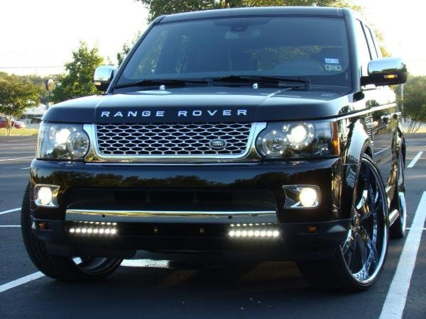 Showcase cover image for RichBell's 2013 Range Rover HSE