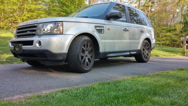 Showcase cover image for wutangclan's 2007 Range Rover Sport