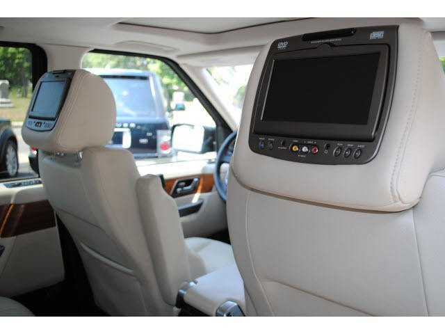 Any way to add rear DVD system? | RangeRovers net Forum