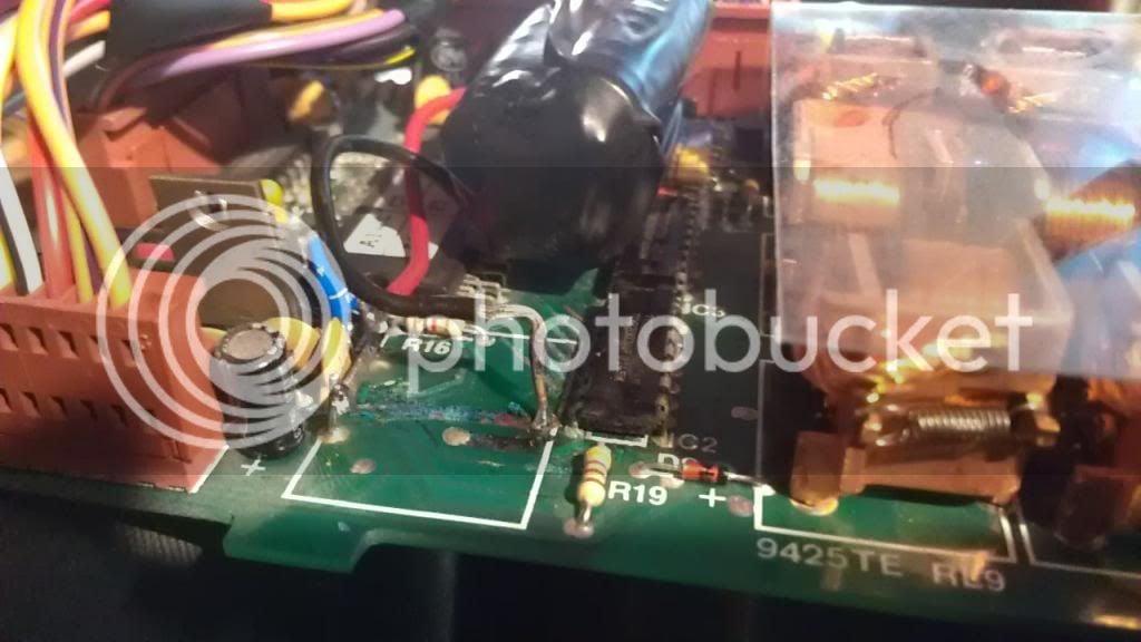Driver Seat Ecu repair DIY replacing 3 6V battery | RangeRovers net