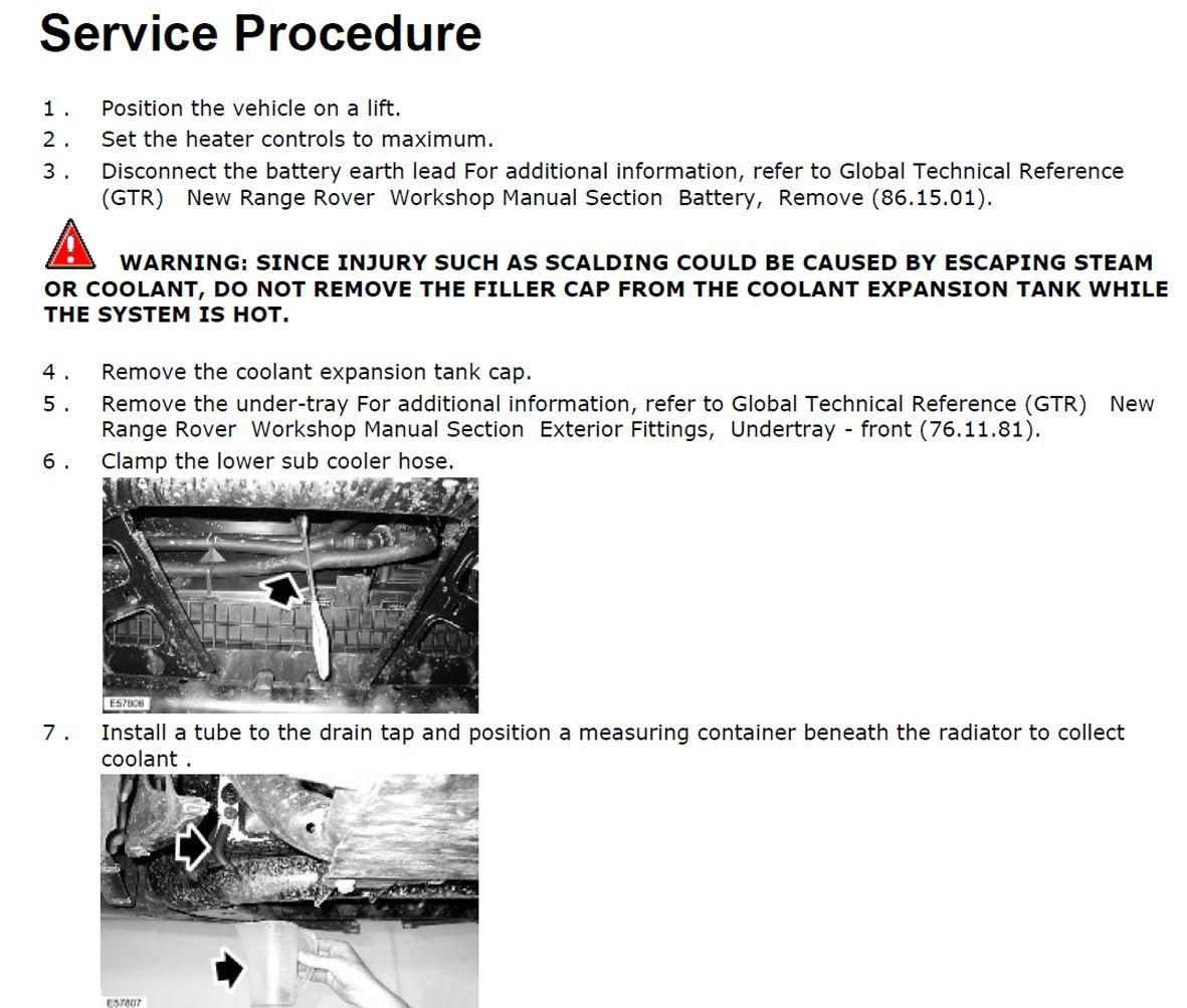 2003 HSE Transmission shift issues | RangeRovers net Forum