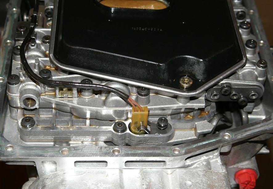 2004 4 4V8 Trans Failsafe Prog  - Only when Cold? | RangeRovers net