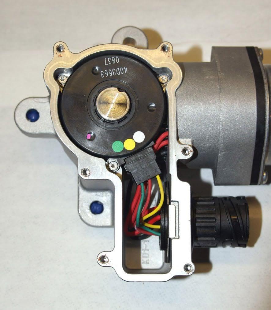 Trans Failsafe-Transfer case motor? Noise on actuator signal