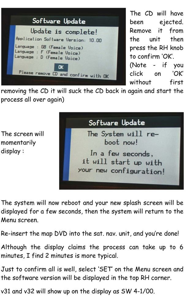 DVD Mk IV upgrade to L322 | RangeRovers net Forum