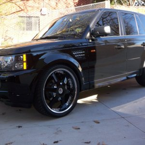 2007 RRS HSE All Blacked Out
