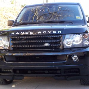 2007 RRS HSE Matching Grill & Bumpers